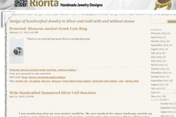 אתר וורדפרס jewelry-ir